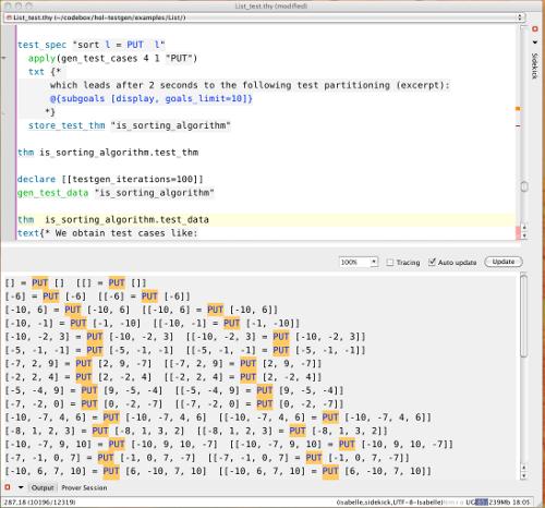hol-TestGen screenshot